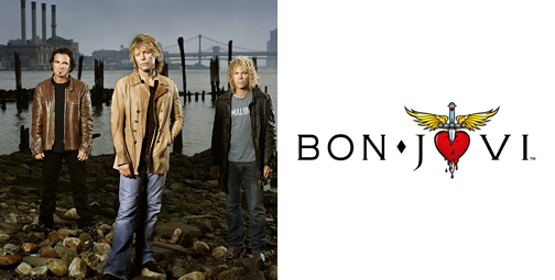 logo Bon Jovi