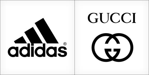 thiết kế logo màu đen