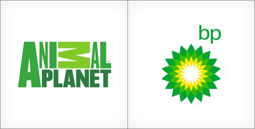 logo màu xanh lá cây
