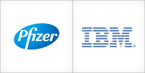 logo màu xanh