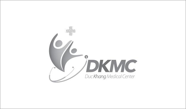 logo trên nền đơn sắc