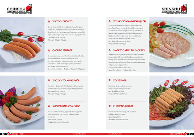 Catalogue ShinShu10