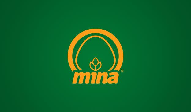 thiết kế logo thiết kế nhận diện thương hiệu mina 13