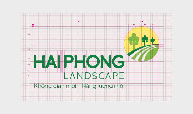 thiet ke logo nhan dien thuong hieu cong ty cay canh hai phong 14