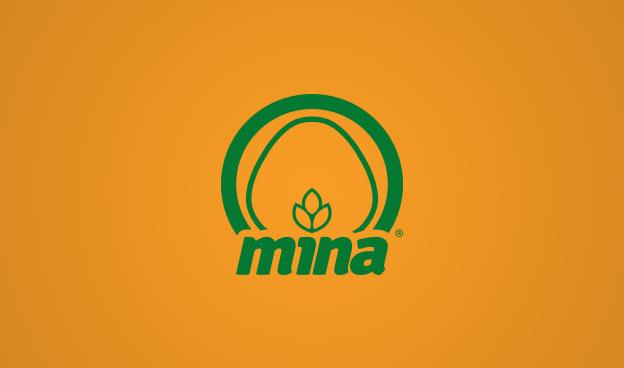 thiết kế logo thiết kế nhận diện thương hiệu mina 14