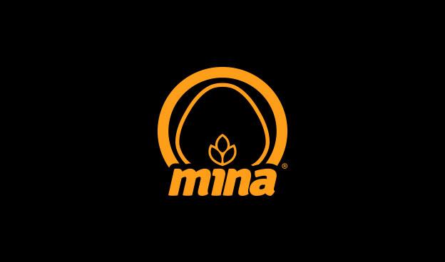thiết kế logo thiết kế nhận diện thương hiệu mina 17