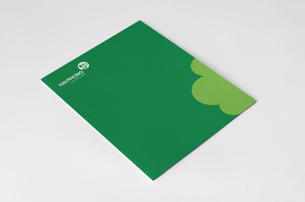 Thiết kế logo cây cảnh - Thiết kế nhận diện thương hiệu HaiPhong 19