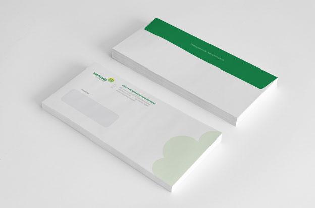 Thiết kế logo cây cảnh - Thiết kế nhận diện thương hiệu HaiPhong 21