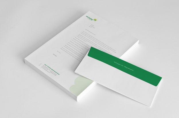 Thiết kế logo cây cảnh - Thiết kế nhận diện thương hiệu HaiPhong 23