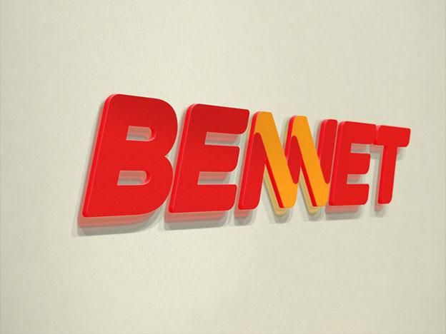 thiết kế thương hiệu bennet thiết kế nhận diện thương hiệu bennet 28
