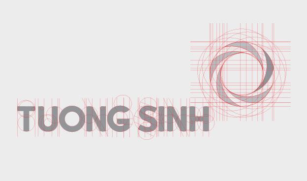 thiết kế logo thiết kế nhận diện thương hiệu tương sinh 8