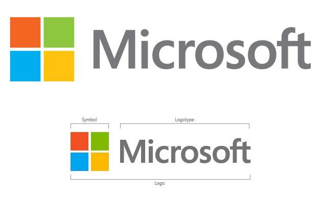 thiet ke logo va nhan dien thuong hieu moi cua microsoft