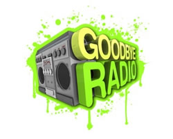 Goodbye Radio logo