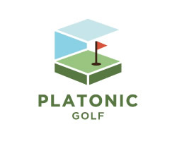 Platonic Golf logo