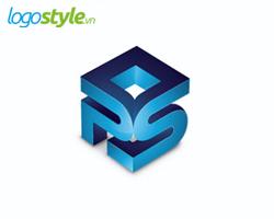thiet ke logo 3d dep 9