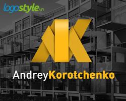 thiet ke logo 3d dep andreyKorotchenko