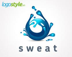 thiet ke logo 3d dep sweat