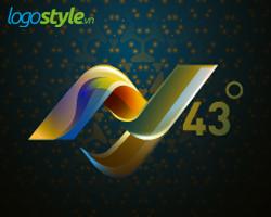 thiet ke logo 3d dep 43