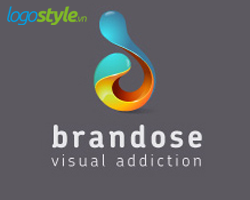 logo 3d brandose