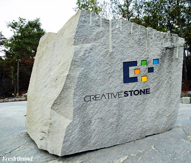 thiet ke logo da creative stone 1