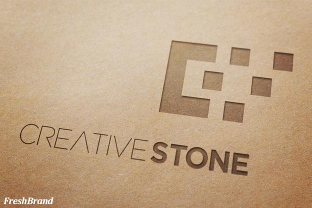thiet ke logo da creative stone 4