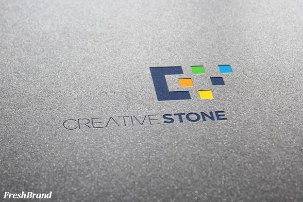 thiet ke logo da creative stone 5