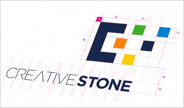thiet ke logo da creative stone 7