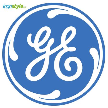 thiet ke logo hinh tron general electric