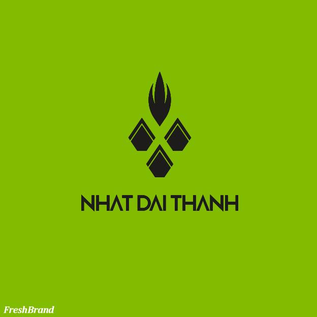 thiet ke logo thuc pham nhat dai thanh 11