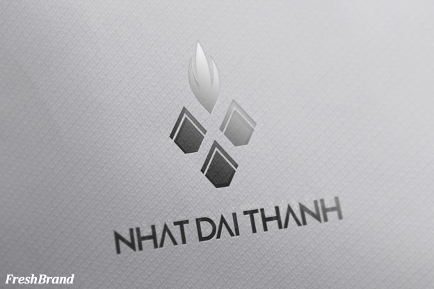 thiet ke logo thuc pham nhat dai thanh 2b