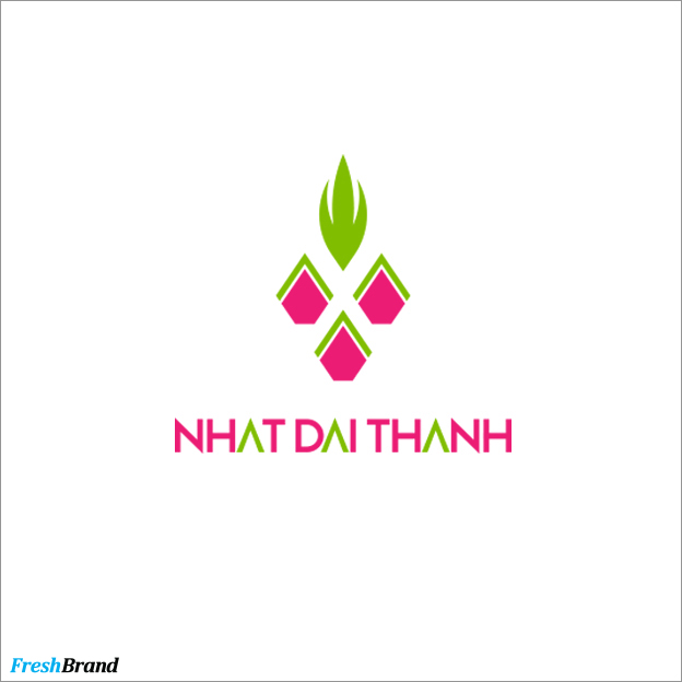 thiet ke logo thuc pham nhat dai thanh 7