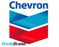 logo cong ty xang dau Chevron