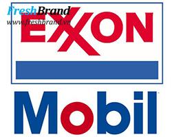 logo cong ty xang dau exxon mobil