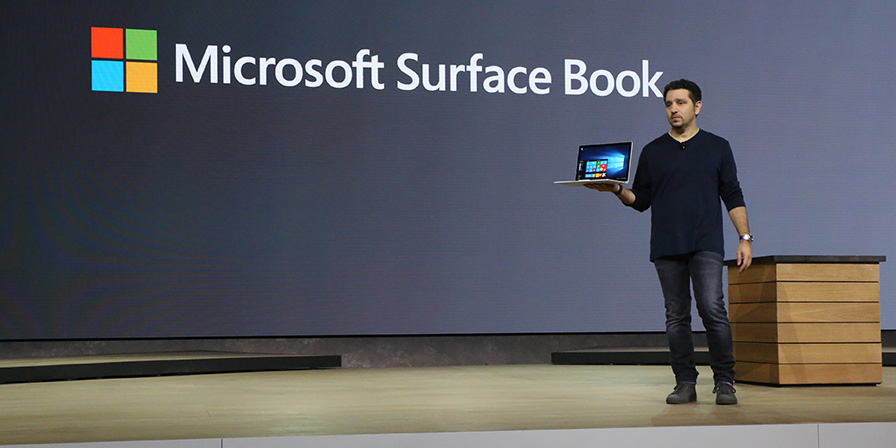 SURFACE BOOK_FRESH BRAND