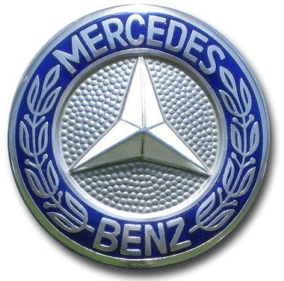 Logo mercedes benz 1926